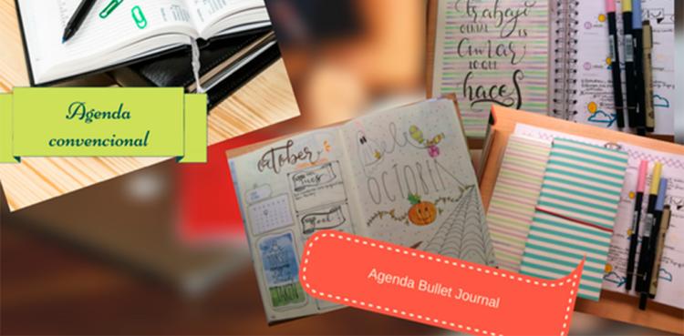El increíble cambio en tu vida con el Bullet Journal.