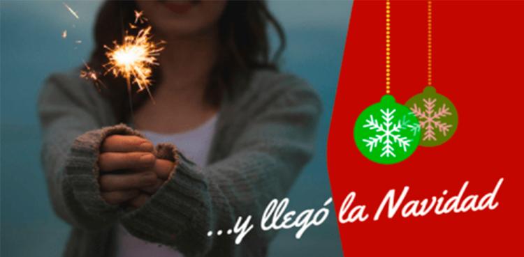 Crea tus propias tarjetas virtuales en navidad