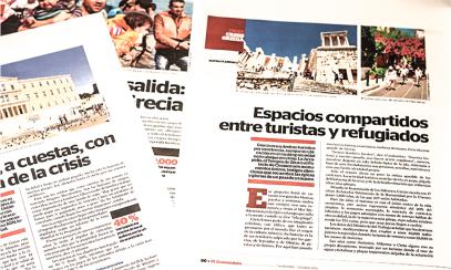 Colaboradora para la revista El Economista Regional