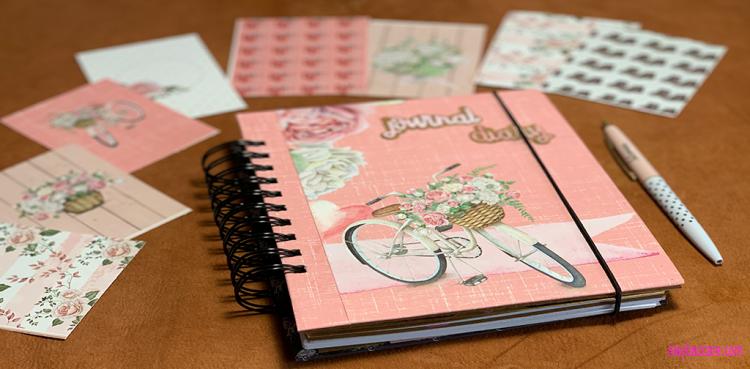 haz tu propia agenda Bullet Journal