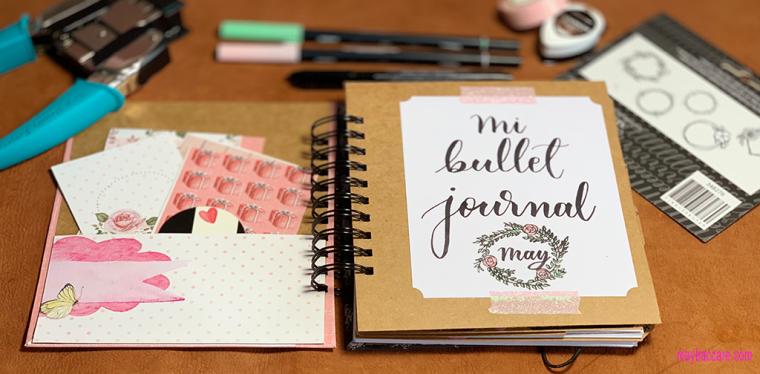 decoración para crear tu libreta bullet Journal